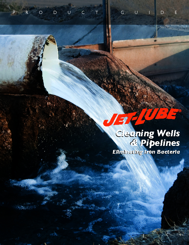 Cleaning Wells & Pipelines
