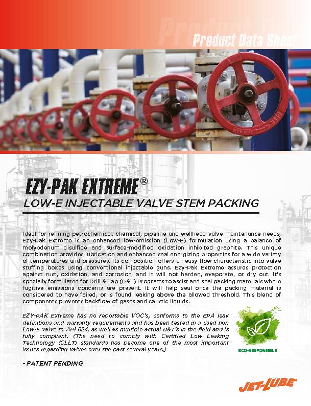 EZY-PAK Extreme PDS
