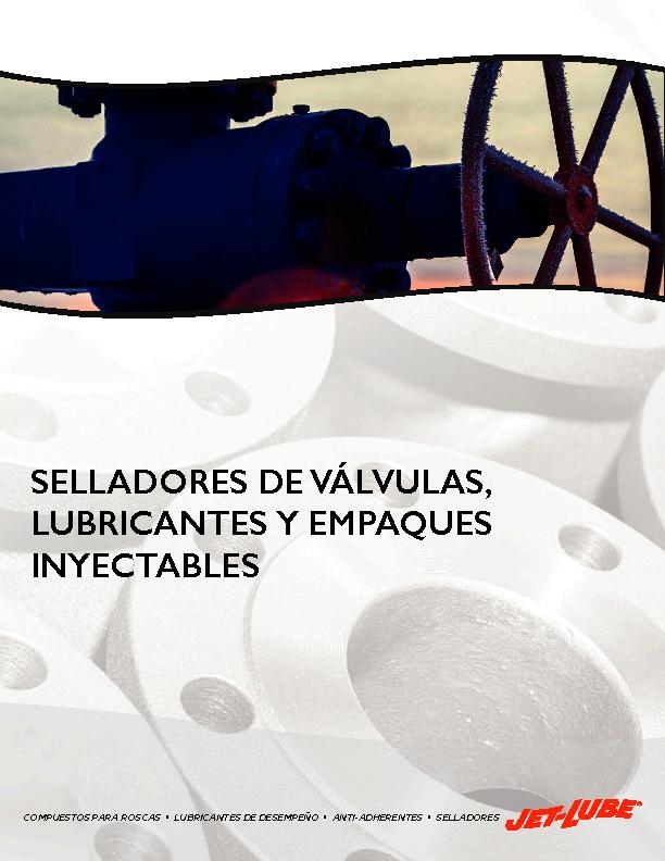 Selladores de Válvulas, Lubricantes y Empaques Inyectables