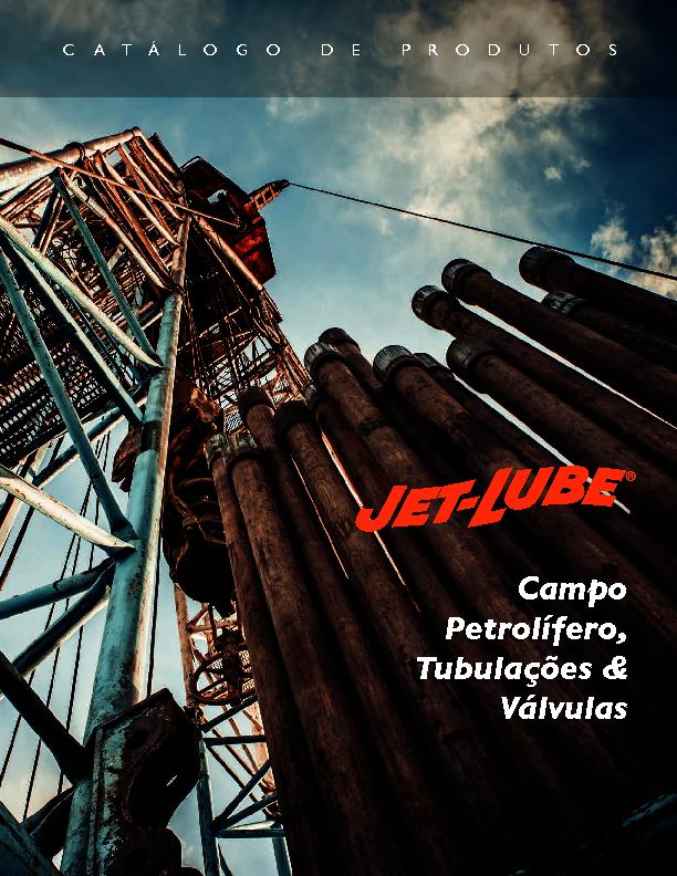 Campo Petrolífero, Tubulações & Válvulas