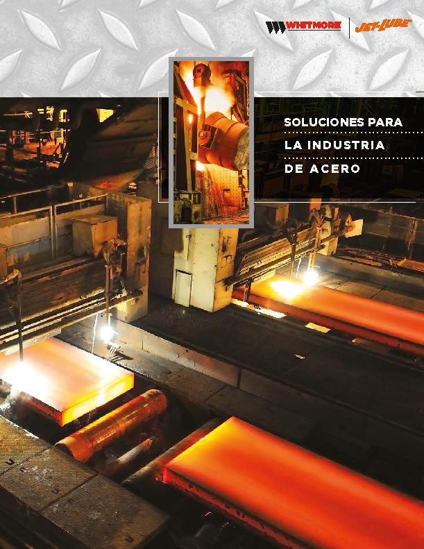 Soluciones para la industria de acero