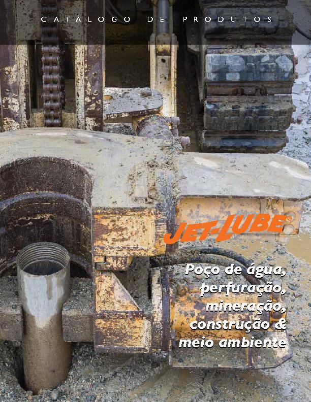 Poço de água, perfuração, mineração, construção & meio ambiente