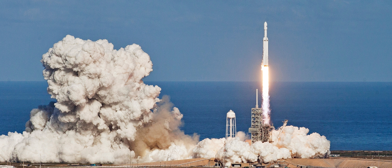 Is SpaceX The Next Big Thing In The Aerospace Industry?