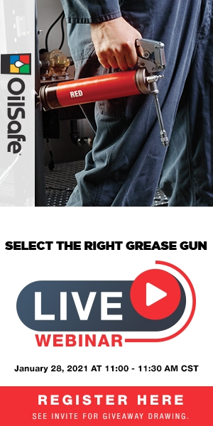 How to Select The Right Grease Gun
