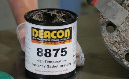 How to Use an Extreme Temperature Sealant - Deacon 8875