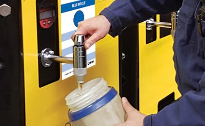 Lustor™ Lubrication Storage Systems
