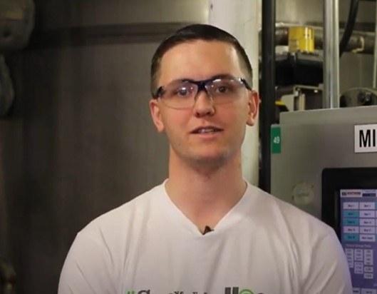 #SpotlightOnU@CSWI: Meet Whitmore | Jet-Lube - Benjamin Capell