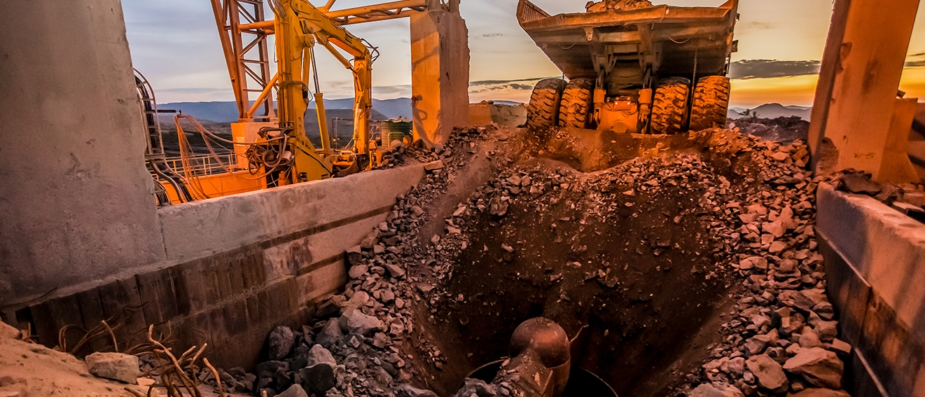 GLOBAL MINING REVIEW - CRUSHING IT - THE IMPORTANCE OF QUALITY LUBRICANTS FOR COMPRESSION CRUSHERS