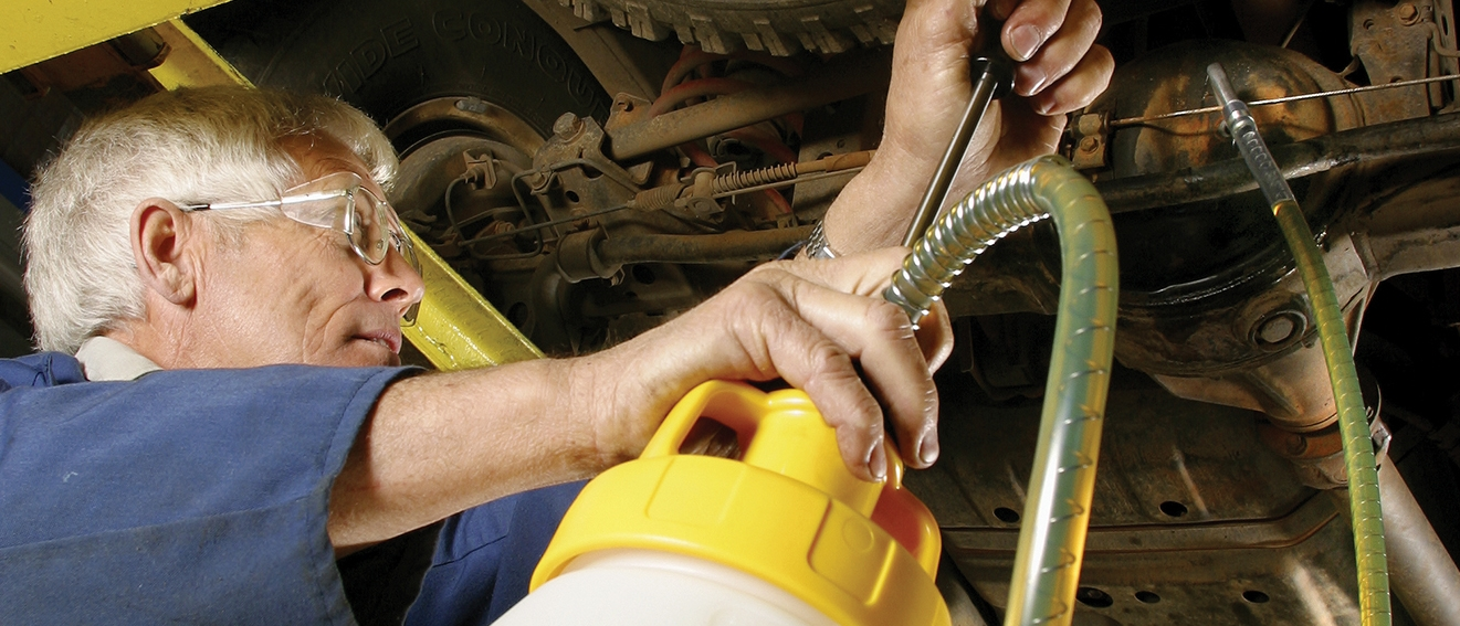 Machinery Lubrication: Error-proof Your Lube Program with Visual Lubrication Best Practices
