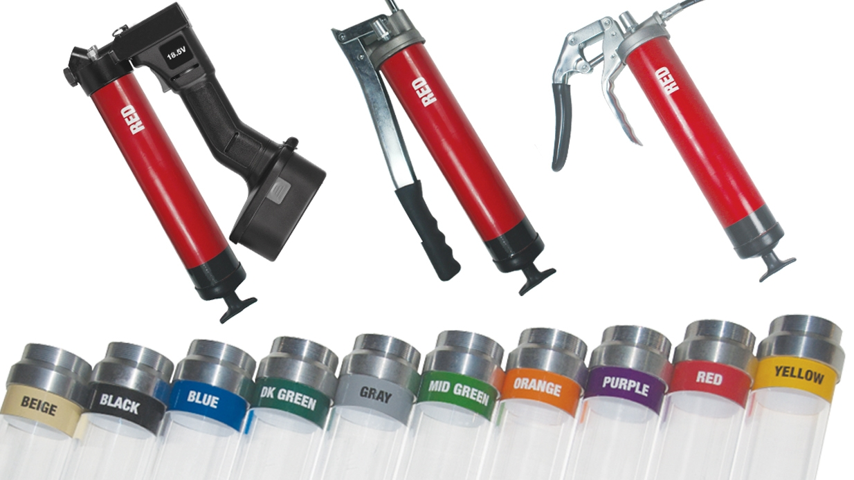 Machinery Lubrication: Grease Guns Explained - The Grease Gun: Applications, Uses and Benefits