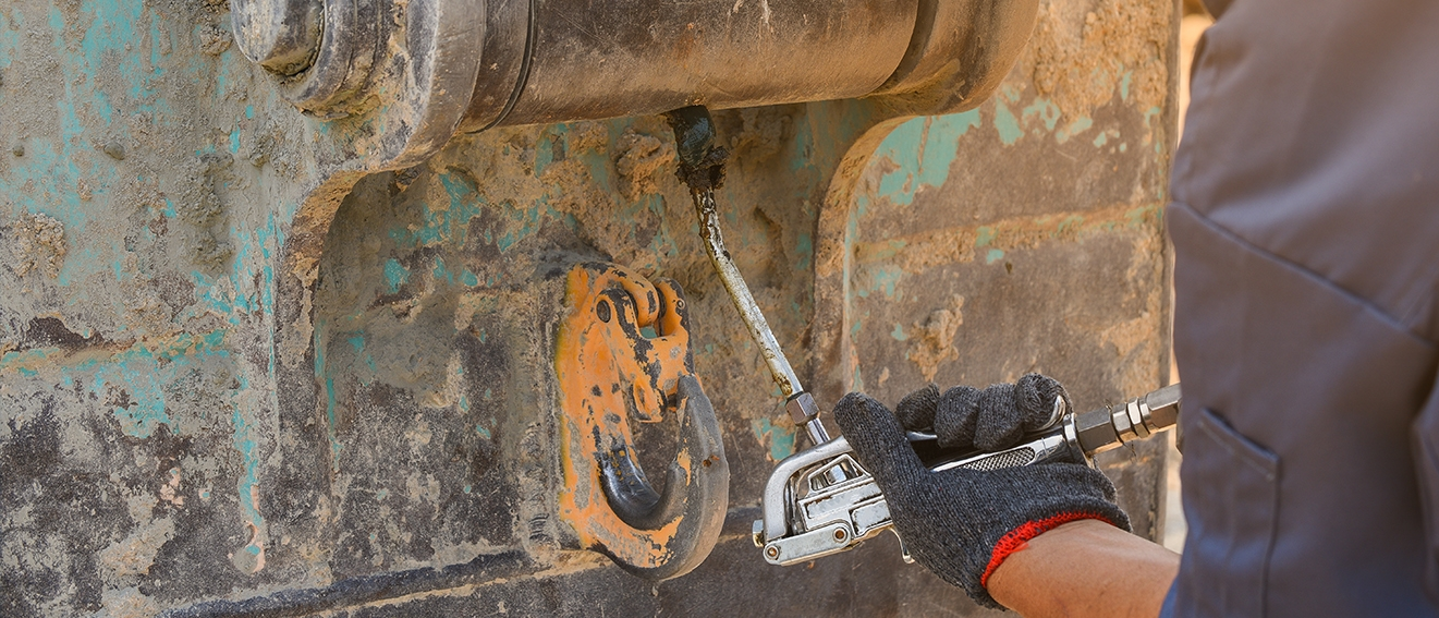 Best practices for grease lubricating your equipment
