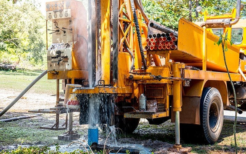 Drilling Machinery - Water Well