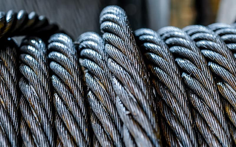 Wire Rope Lubricants & Oils