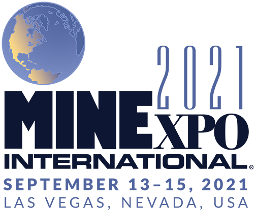 MINEXPO 2021 - Las Vegas, NV - September 13-15th - Booth #8591