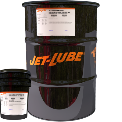Jet-Lube® Synthetic Air Compressor Oil