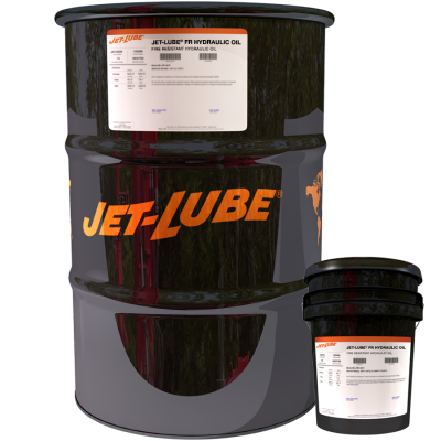 Jet-Lube® FR Hydraulic Oil